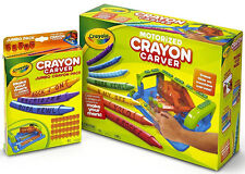 Crayola Crayon Carver 2 Pc Set Coloring Kids Toys Draw Art Personalized Carving