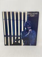 Vintage David Bowie Stage 2 LP Set 1978 CPL2 2913 Promo RCA Not For Sale Demo