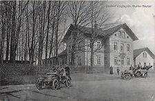 Gasthof Voigtsgrün,/ Zwickau  Gustav Rauner alte Autos 1918
