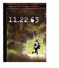 11.22.63 (DVD, 2016, 2-Disc Set) 11/22/63
