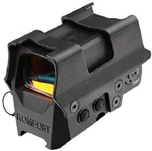 Sig Sauer ROMEO8T Type 1x38mm Reflex Sight Black