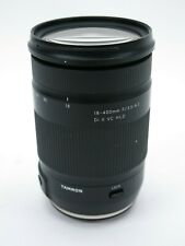 Tamron 18-400mm f3.5-6.3 Di II VC HLD Lens for Canon EF-S