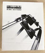 Böhse Onkelz 20 Jahre Live in Frankfurt Doppel-CDs & -Dvds Album Rarität Kevin