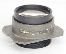 """Tamron 220 mm f/6 grand format la copie lentille objectif 8x10"""" (6415BL)"""