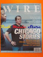 rivista WIRE 201/2000 Chicago Underground Rob Marzurek Sainkho Namtchylak *No cd