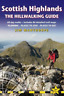 SCOTTISH HIGHLANDS HILLWALKING 3E BOOK NEUF