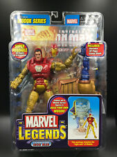 "Marvel Legends THORBUSTER IRON MAN 6"" Action Figure ToyBiz MODOK BAF Series"