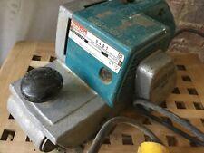 "Makita 9401 4"" Belt Sander - 110V *  HEAVY DUTY * Good working order condition"