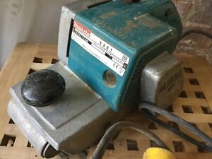 "Makita 9401 4"" Belt Sander - 110V *  HEAVY DUTY * Good working order condition"