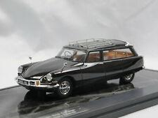Matrix 1962 Citroen ID19 Safari Cortège Hearse Corbillard Bestatter black 1/43