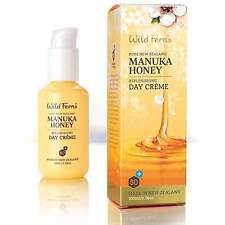 Wild Ferns New Zealand 80+ Manuka Honey Replenishing Day Creme 100ml Natural
