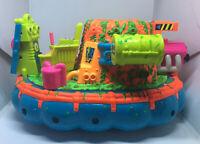 Vintage Toxic Crusaders Hideous Hovercraft Playmates Troma 1991 RARE