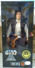"""Star Wars Kenner 12"""" 1/6  """"Han Solo """" Collector series 1996"""