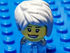 Baukästen & Konstruktion Lego Baukästen & Sets Lego-minifigures Series X 1 Girls Hair Piece Grey 6194414 Ref A Parts