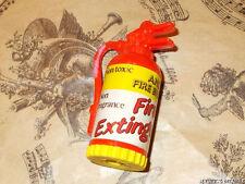 VINTAGE 80'S FIRE EXTINGUISHER CASED ERASER GOMME