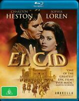 El Cid | Epic Masterpiece (Blu-ray) NEW/SEALED