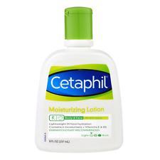 Cetaphil® Moisturizing Lotion 8 fl. oz. Squeeze Bottle  8 fl oz Fragrance-Free