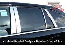 2007-2012 Ford Edge Stainless Steel Pillar Posts 8 Pcs