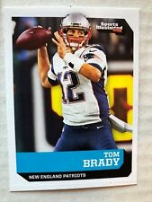 TOM BRADY 2017 #608  SI for Kids Card - NEW ENGLAND PATRIOTS