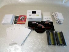 CANON SELPHY CP780  Fotodrucker / Thermodrucker mit extra Material