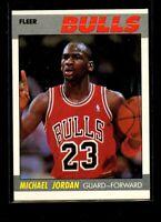 1987-88 TOPPS #59 MICHAEL JORDAN BULLS NM/MT D024594