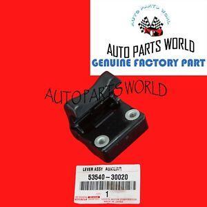 GENUINE LEXUS GS300 GS400 GS430 LX470 AUXILIARY CATCH RELEASE LEVER 53540-30020