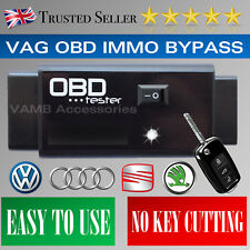 2018 VAG OBD IMMOBILISER BYPASS FOR VW AUDI SEAT SKODA OBD2 CAR KEY PROGRAMMER