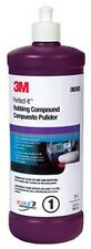 3M 6085 Perfect-It™ Rubbing Compound, 1-Quart