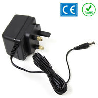 Numark M101 DJ Mixer Power Supply PSU Replacement Adapter UK 9V AC