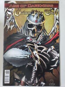GRIMM FAIRY TALES Vol 1 #96 (2014) ZENESCOPE COMICS 1ST PRINT VARIANT COVER B