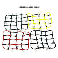 Elastic Luggage Net  1/10 RC Remote Control Crawler Truck Car Roof Rack Hot