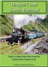 Oregon Coast Scenic Railroad DVD 1910 Steam Heisler