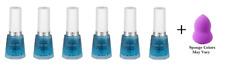 Revlon Cuticle Softener, 0.5 oz (6 Pack) + Makeup Sponge