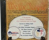 We The People Celebration of Our Constitution 1987 CD Johnny Cash 4th of July
