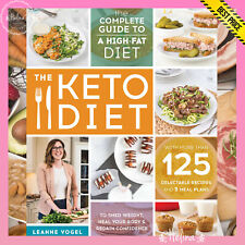 ✅ The Keto Diet ✅ The Complete Guide to a High Fat Diet Leanne Vogel ✅[E BOOK]✅