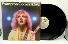 Peter Frampton - Frampton Comes Alive! A&M SP-3703 Double LP Record VG+