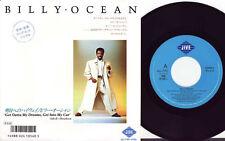 """BILLY OCEAN-Get Outta My Dreams, Japan 7""""single"""