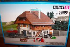 Kibri H0 8800 / 58800 SCHLOSSEREI & ZUBEHÖR NEU