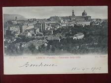 """LORETO-Panorama- della Citta'-viaggiata,""""900#7724"""