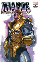THANOS LEGACY 1 VARIANT DELL OTTO INFINITY WARS MARVEL APP REQUIEM PRESALE 9/5