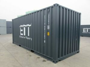 20 Fuss See Container