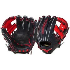 """Mizuno GMVP1154PSE3 RHT Navy/Red 11.5"""" MVP Prime Special Baseball Glove"""