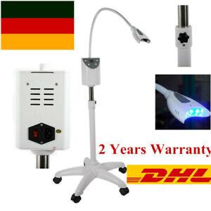 Lampe LED de Blanchiment Mobile Dentaire Accelera envoyée de l'Allemagne MD666