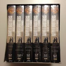 COFFRET 6 K7 VIDEO VHS BAND OF BROTHERS FRERES D'ARMES / SOUS BLISTER