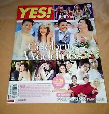 Yes Magazine Celebrity Weddings