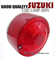 SUZUKI RV50 RV90 RV125 A50 A80 A100 GT100 GT125 TAIL LIGHT LAMP 6V [TW29]