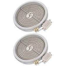 SIEMENS Genuine Oven Cooker Ceramic Hotplate Element Single 200mm 2000w 230V x 2