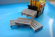 O GAUGE - 5 EMPTY PALLETS (IMPORTANT - PALLETS ONLY)