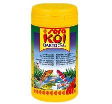 sera Koi Bakto Tabs 1350 Tabletten Futtertabletten gegen bakterielle Infektion