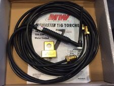 """Masterweld 20F-12-S """"TIGMASTER"""" Torch Water-Cooled 250AMP FLEXIBLE Head - USA"""
